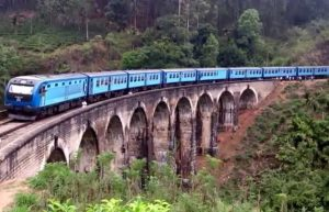 Sri Lanka Railway @ Ella | Photo Credit: Meepura.com