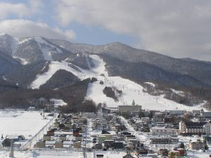 Hokkaido Ski Resort | Photo Credit: Wikimedia Commons