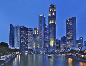 Singapore Skyline | Photo Credit: Wikimedia Commons