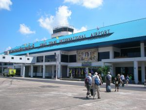 Surat Thani International Airport @ Koh Samui | Photo Credit: Wikipedia