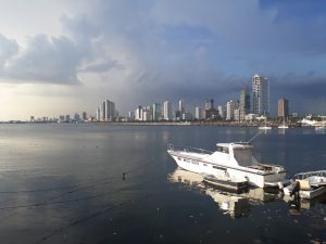 Manila Bay Area | Photo Credit: Wikimedia Commons