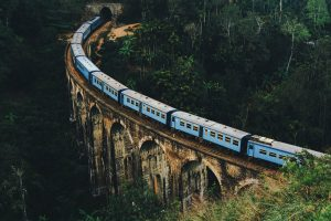 Sri Lanka Train Ride | Photo Credit: InternationalTraveler.com