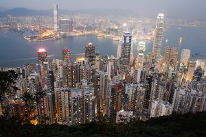 Hong Kong Skyline | Photo Credit: Wikipedia