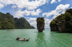 Phang Nga National Park | Photo Credit: Wikipedia