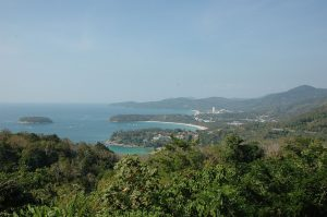 Phuket Viewpoint | Photo Credit: Wikimedia Commons