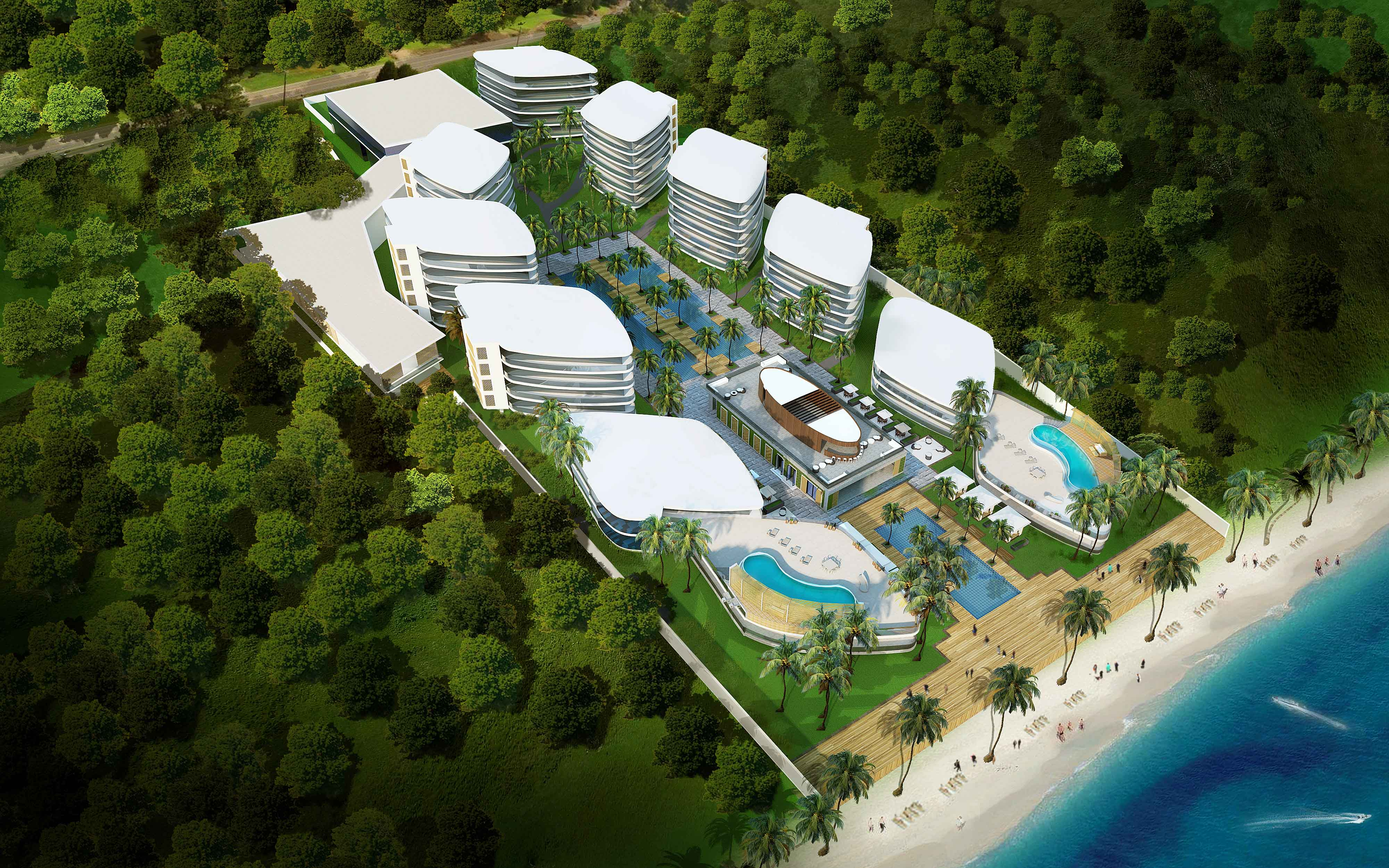 Aqua Boracay By Yoo Sold Out Alfa Investors Limited
